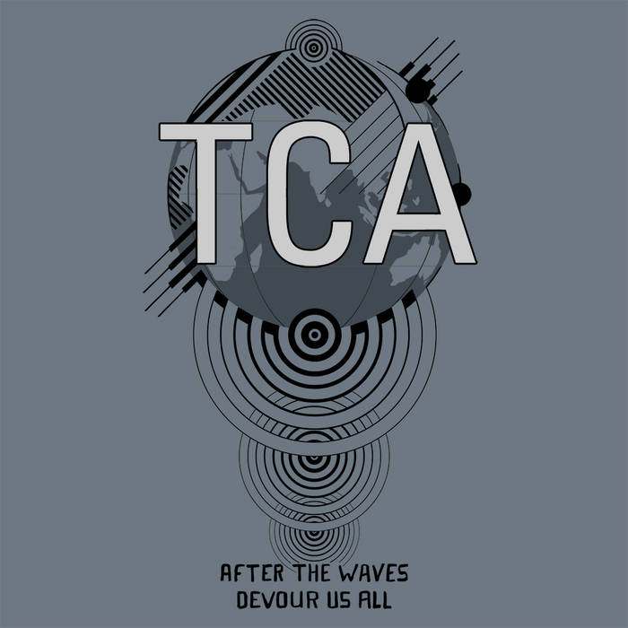 After The Waves Devour Us All cover art