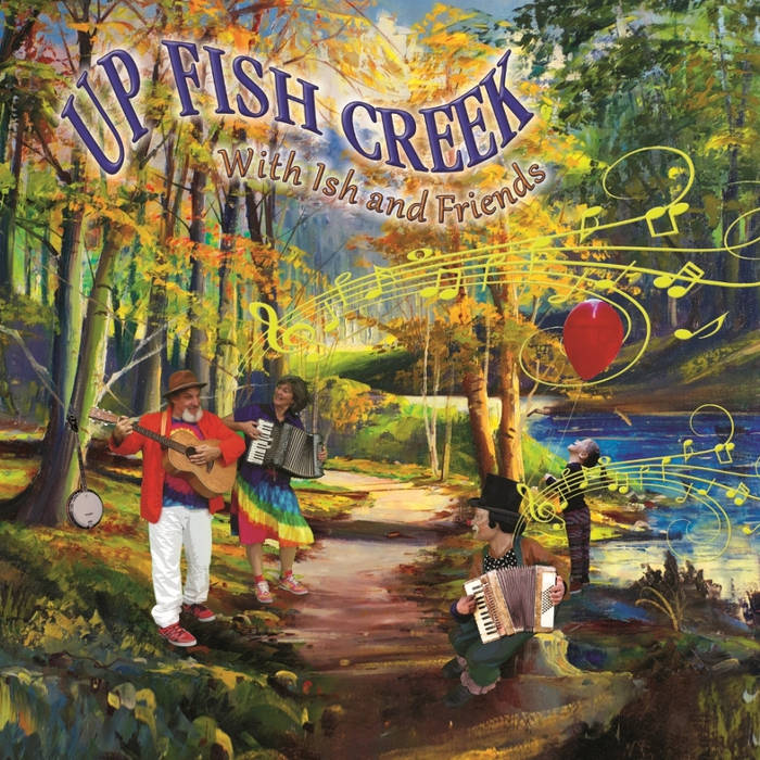 Up Fish Creek cover art