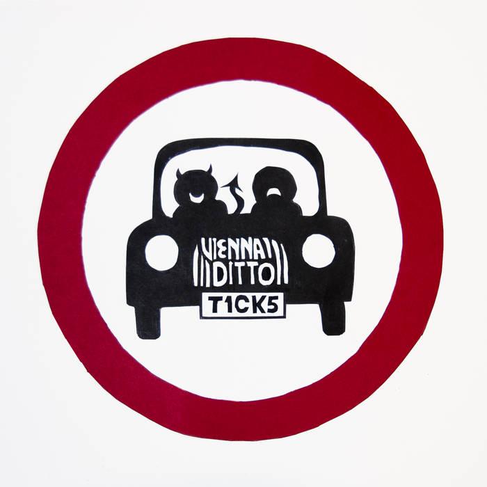 Ticks cover art
