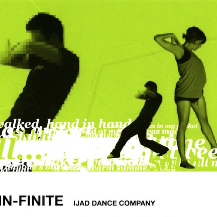 In-Finite (Music for Ijad Dance Company Vol. 4) cover art
