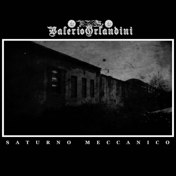 Saturno Meccanico cover art