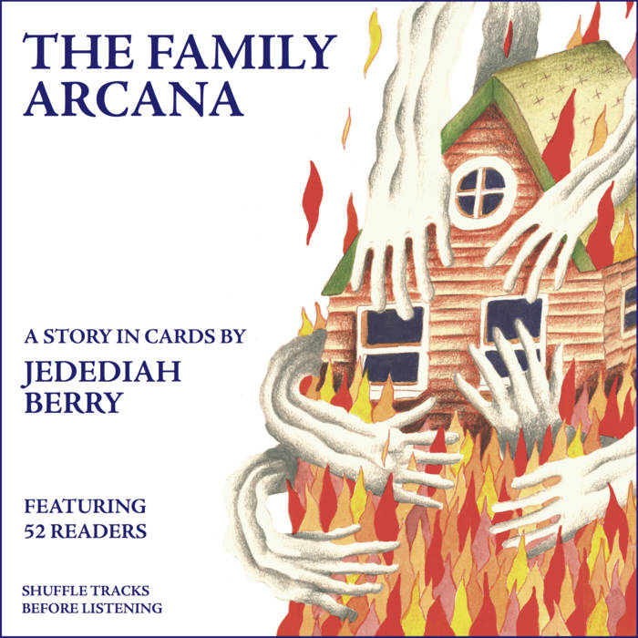 The Family Arcana cover art