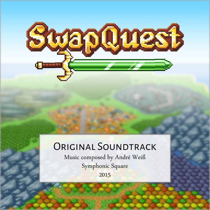 SwapQuest - Soundtrack cover art