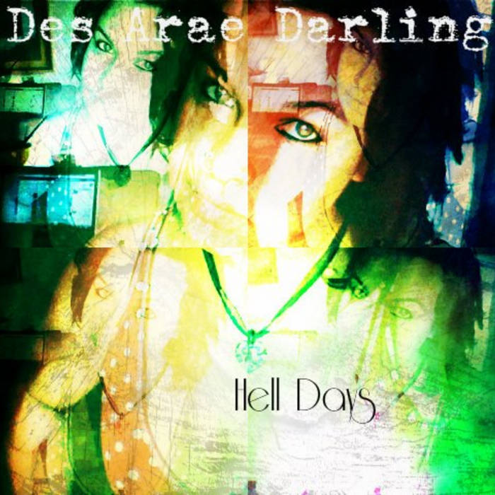 Hell Days EP cover art