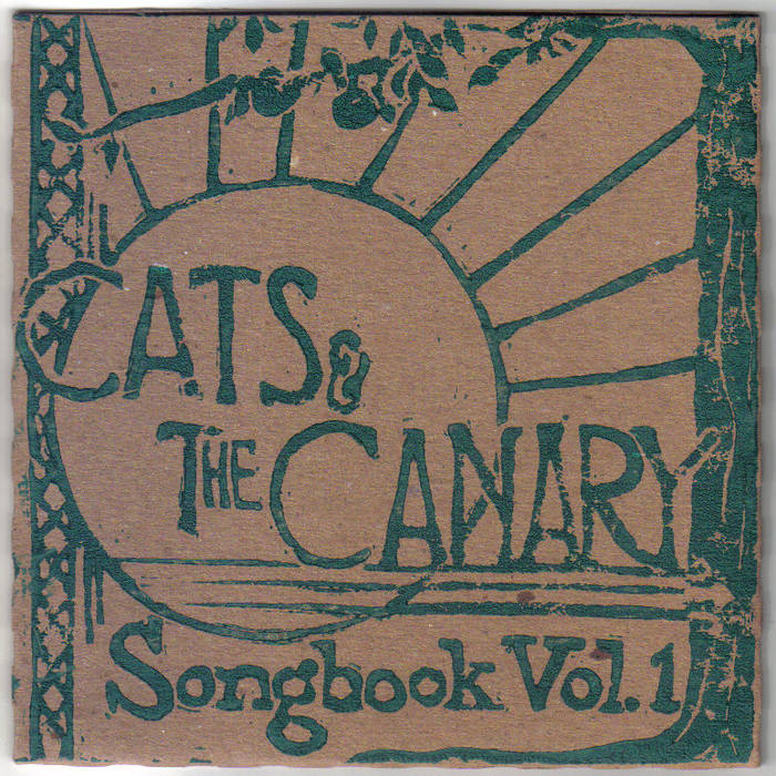 Songbook No. 1 cover art