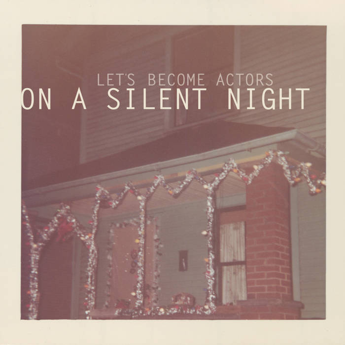 On A Silent Night cover art