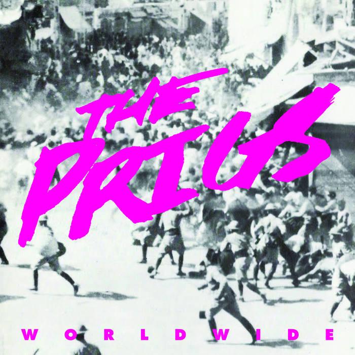 Worldwide cover art