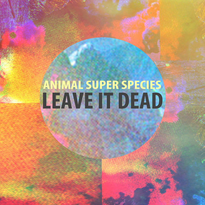 Leave It Dead - Single cover art