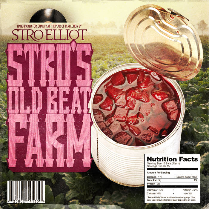 Stro's Old Beat Farm cover art