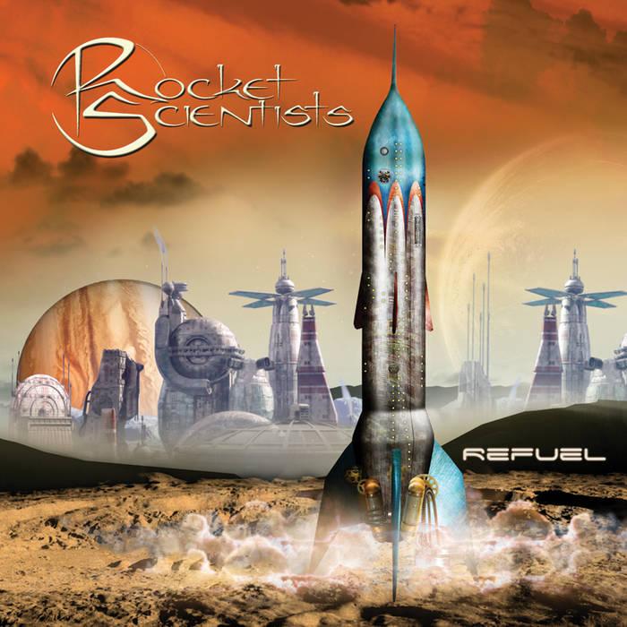 Refuel cover art