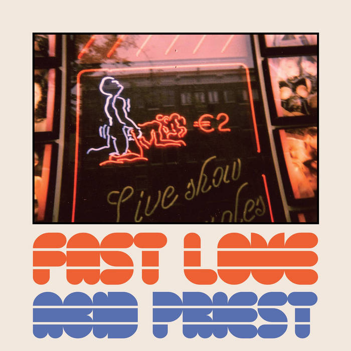 Fast Love cover art