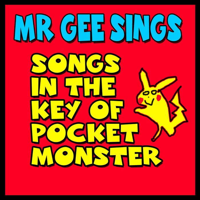 Songs in the Key of Pocket Monster cover art