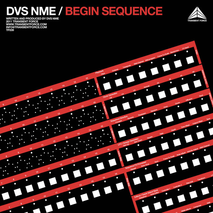Begin Sequence cover art