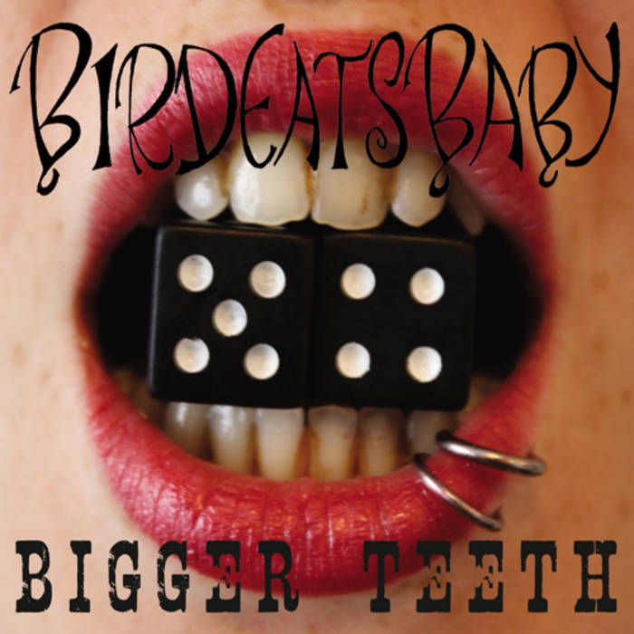 Bigger Teeth cover art