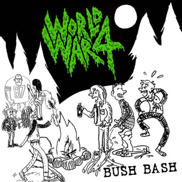 Bush Bash cover art