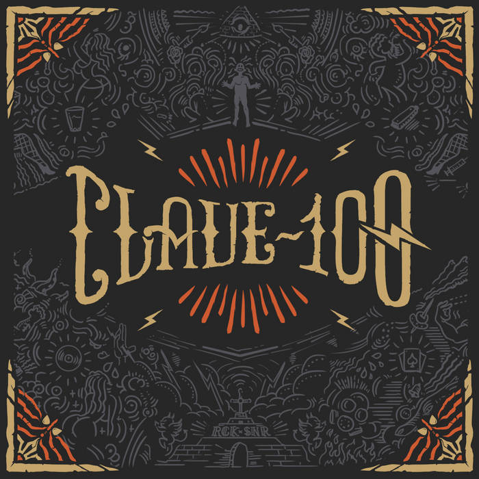 Clave 100 cover art