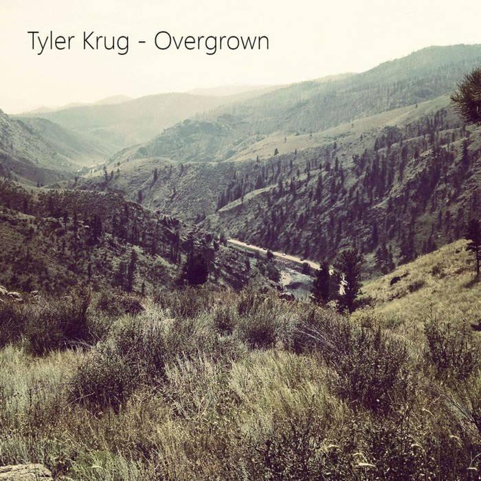Overgrown - Single cover art