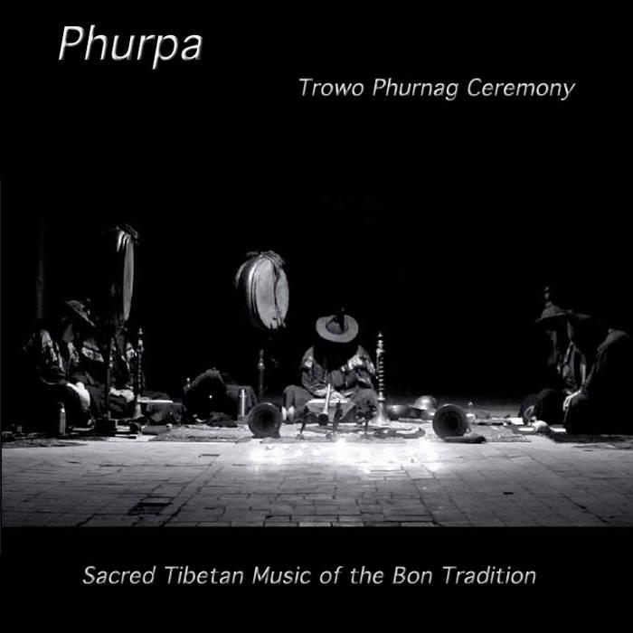 Trowo Phurnag Ceremony cover art