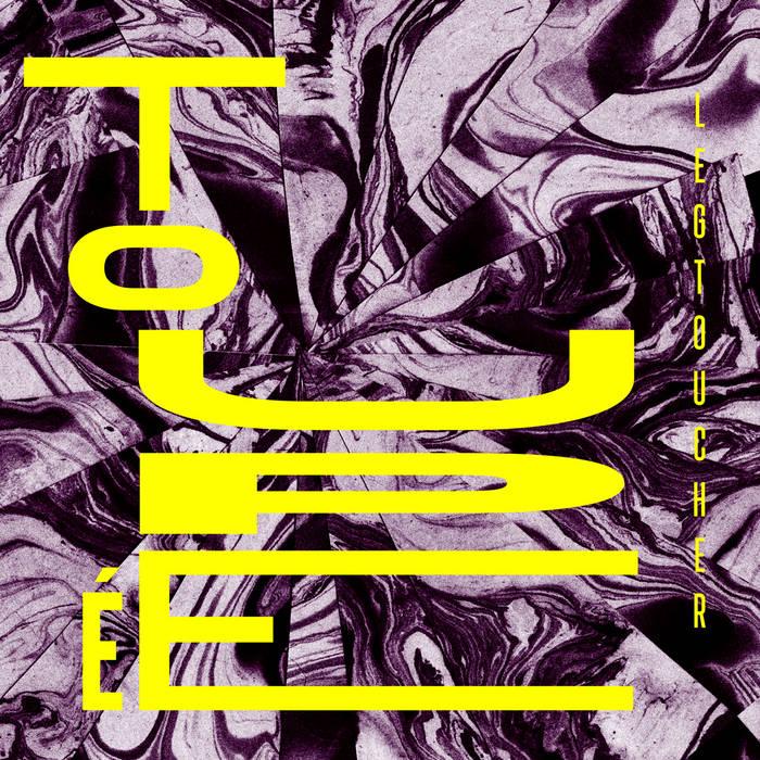 Leg Toucher cover art