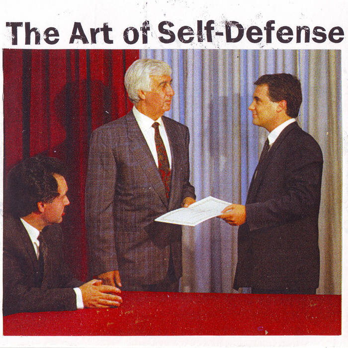 THE ART OF SELF-DEFENSE cover art