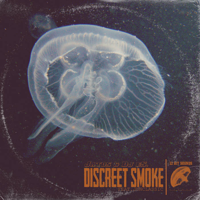 Discreet Smoke cover art