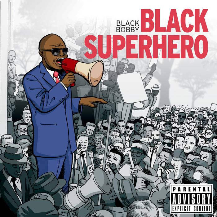 Black Superhero & You Like Me cover art