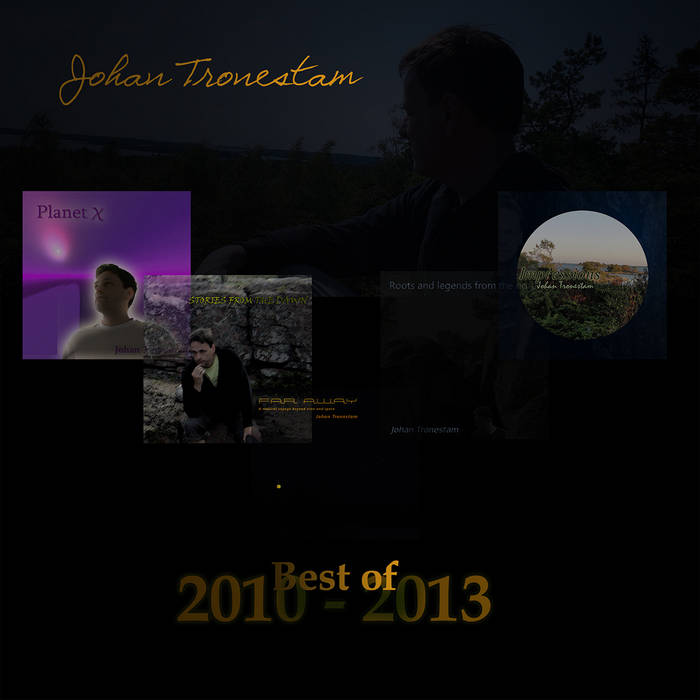 Best of Johan Tronestam 2010-2013 cover art