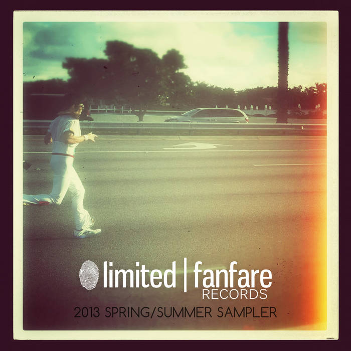Limited Fanfare Records Spring/Summer Sampler 2013 cover art