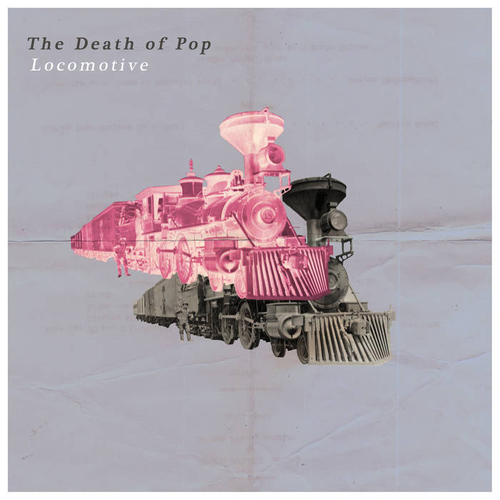 Locomotive cover art