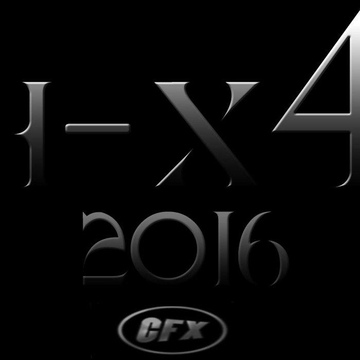 H - X 4 cover art