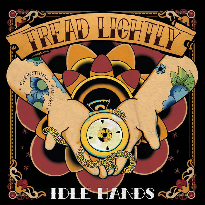Idle Hands cover art