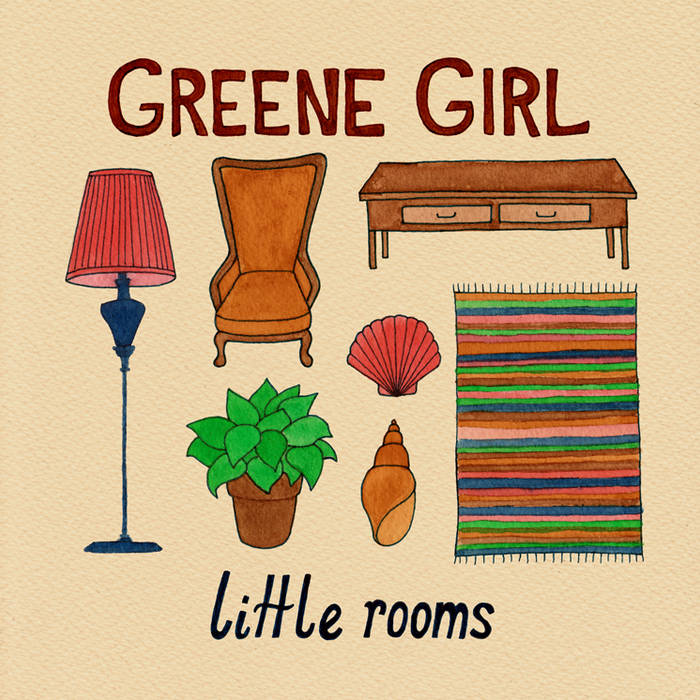 Little Rooms cover art