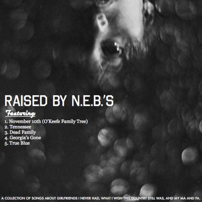 Raised By N.E.B.'s cover art