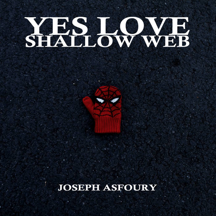 YES LOVE SHALLOW WEB cover art