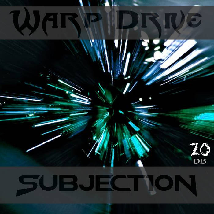 Subjection - Warp Drive cover art