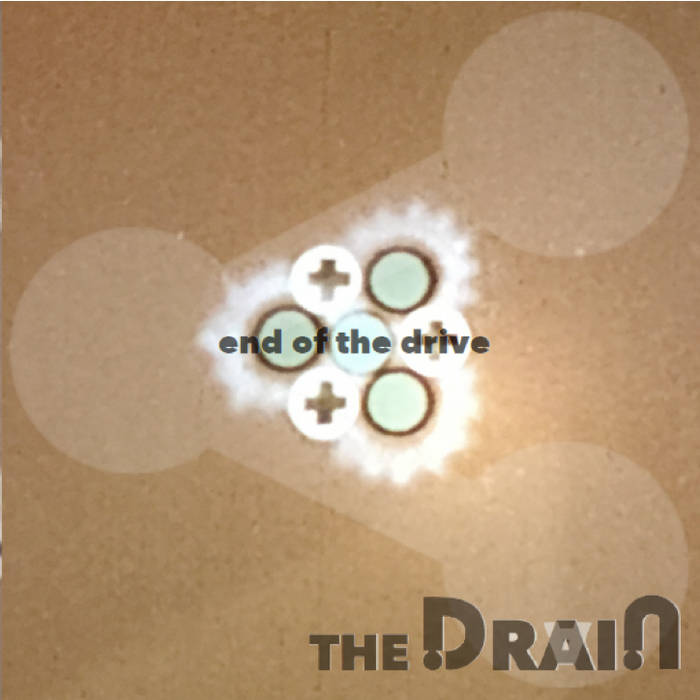 End Of The Drive cover art