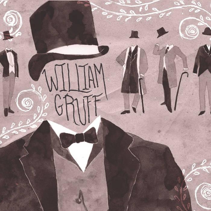 William Gruff cover art