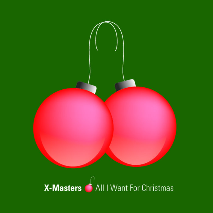 All I Want For Christmas cover art