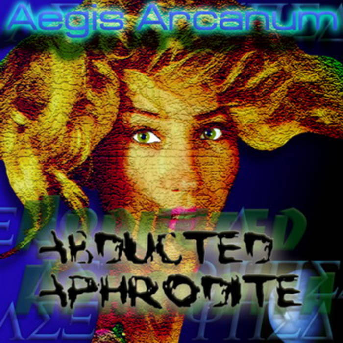 Abducted Aphrodite cover art