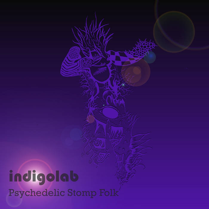 Psychedelic Stomp Folk cover art