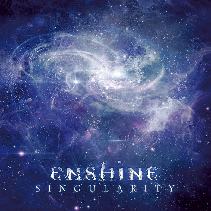 Singularity cover art