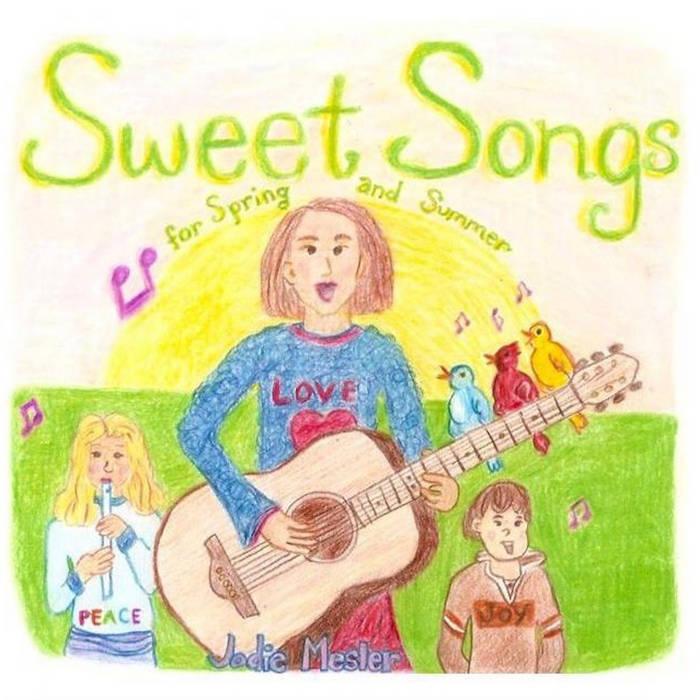 Sweet Songs cover art