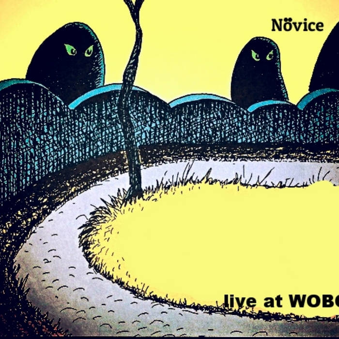 Live At WOBC cover art