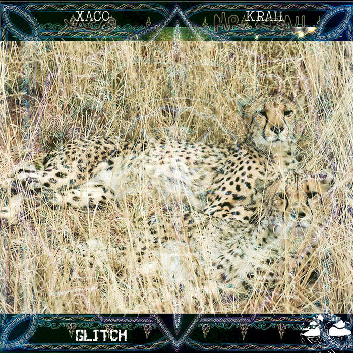 GLITCH (xac0 & Krah) cover art