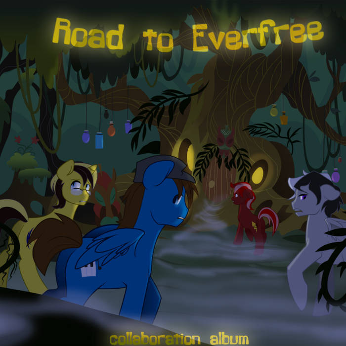 Road to Everfree cover art