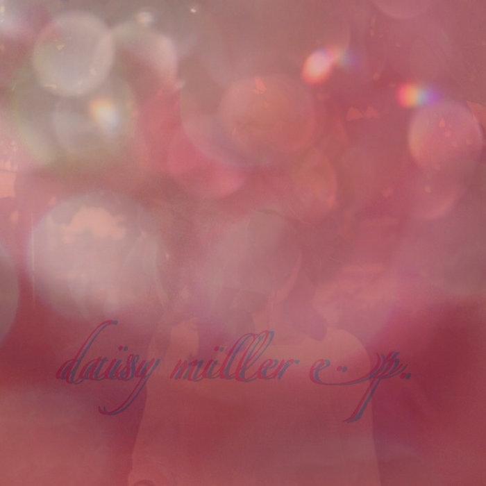 daisy miller e.p. cover art