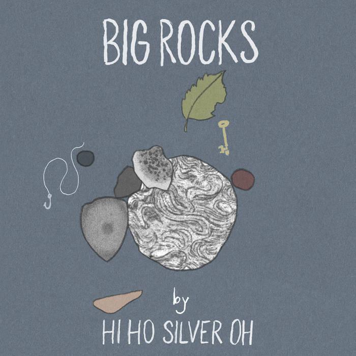 Big Rocks cover art
