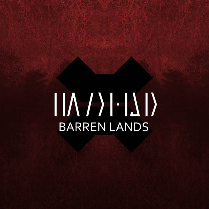 Barren lands cover art