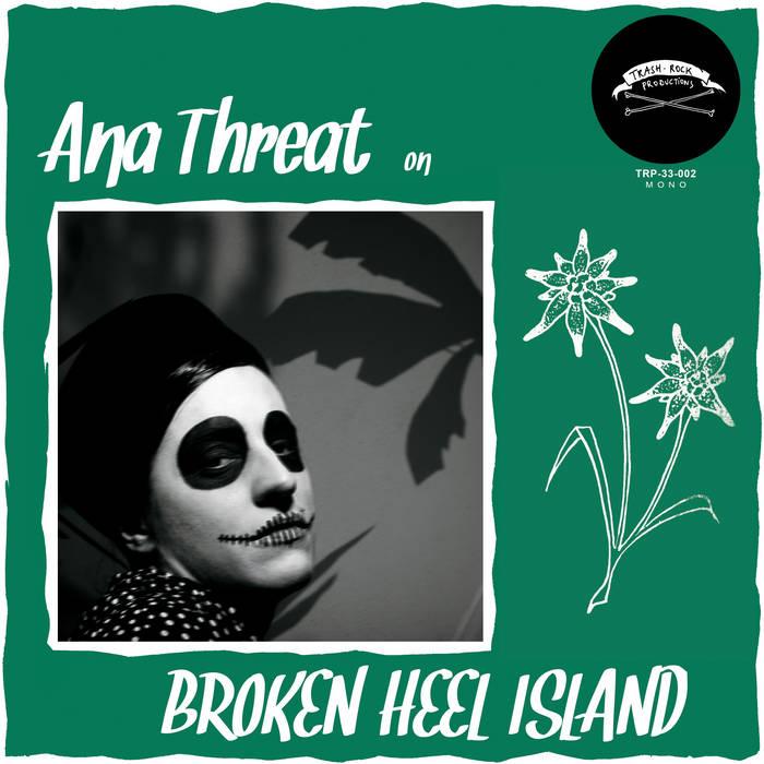 """Broken Heel Island 10"""" EP cover art"""