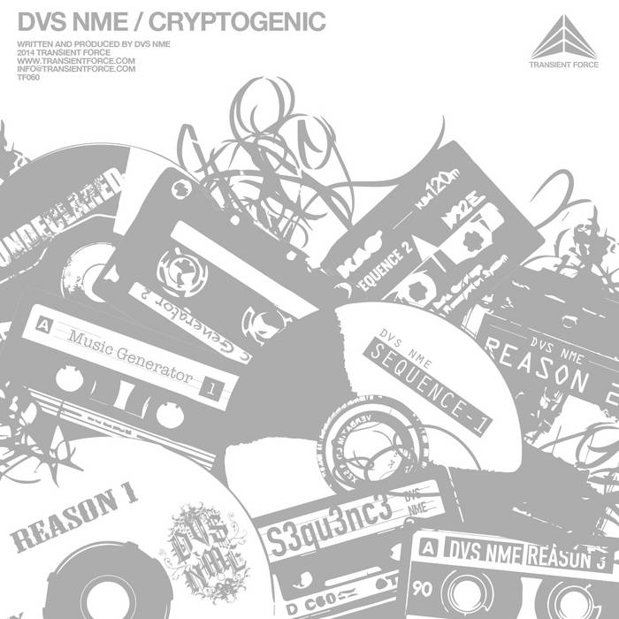 Cryptogenic cover art